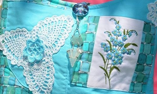 broderies stylisées