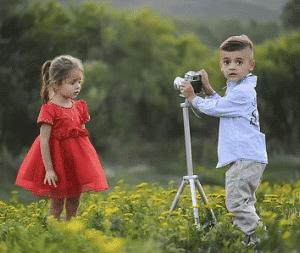 Colliers Enfants