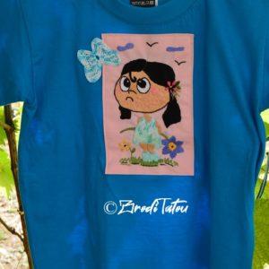 T-shirt fantaisie filles