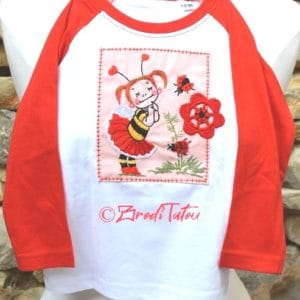 T shirt bébé coton