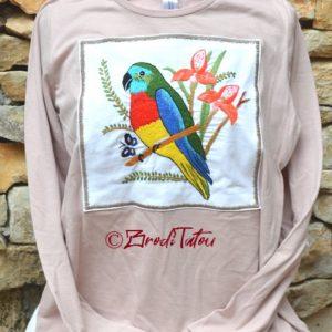 Tee-shirt femme coton